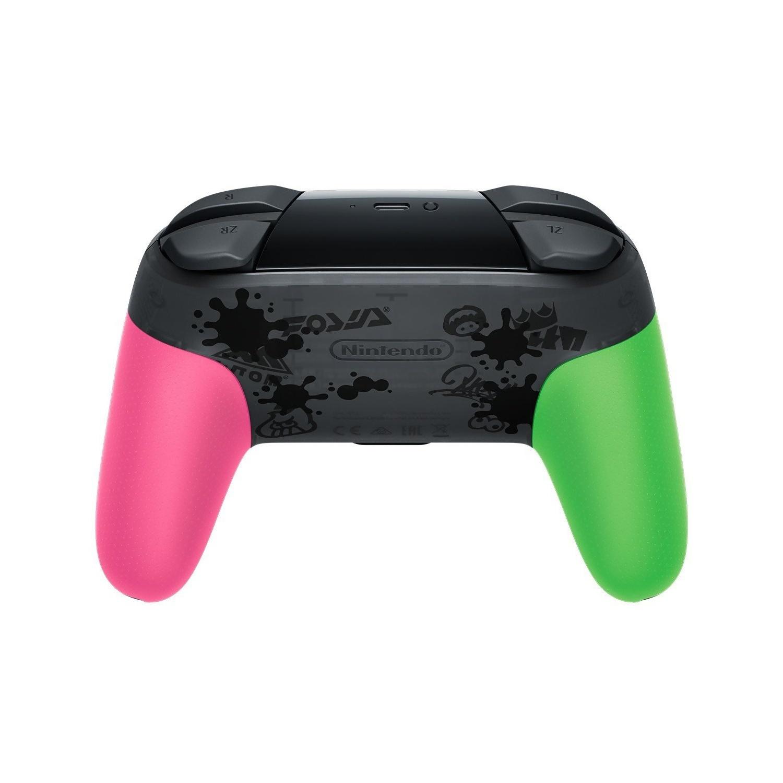 Nintendo Switch Pro Controller - Splatoon 2 Edition