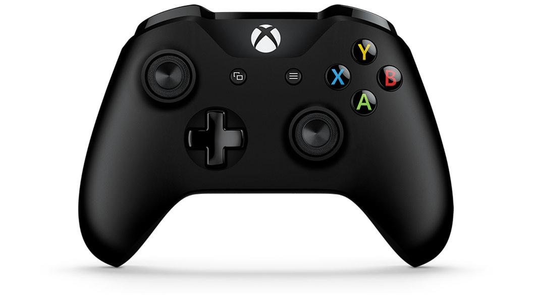 Microsoft Xbox One S Controller - Zwart (in doos)