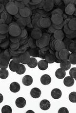 PartyDeco Confetti zwart