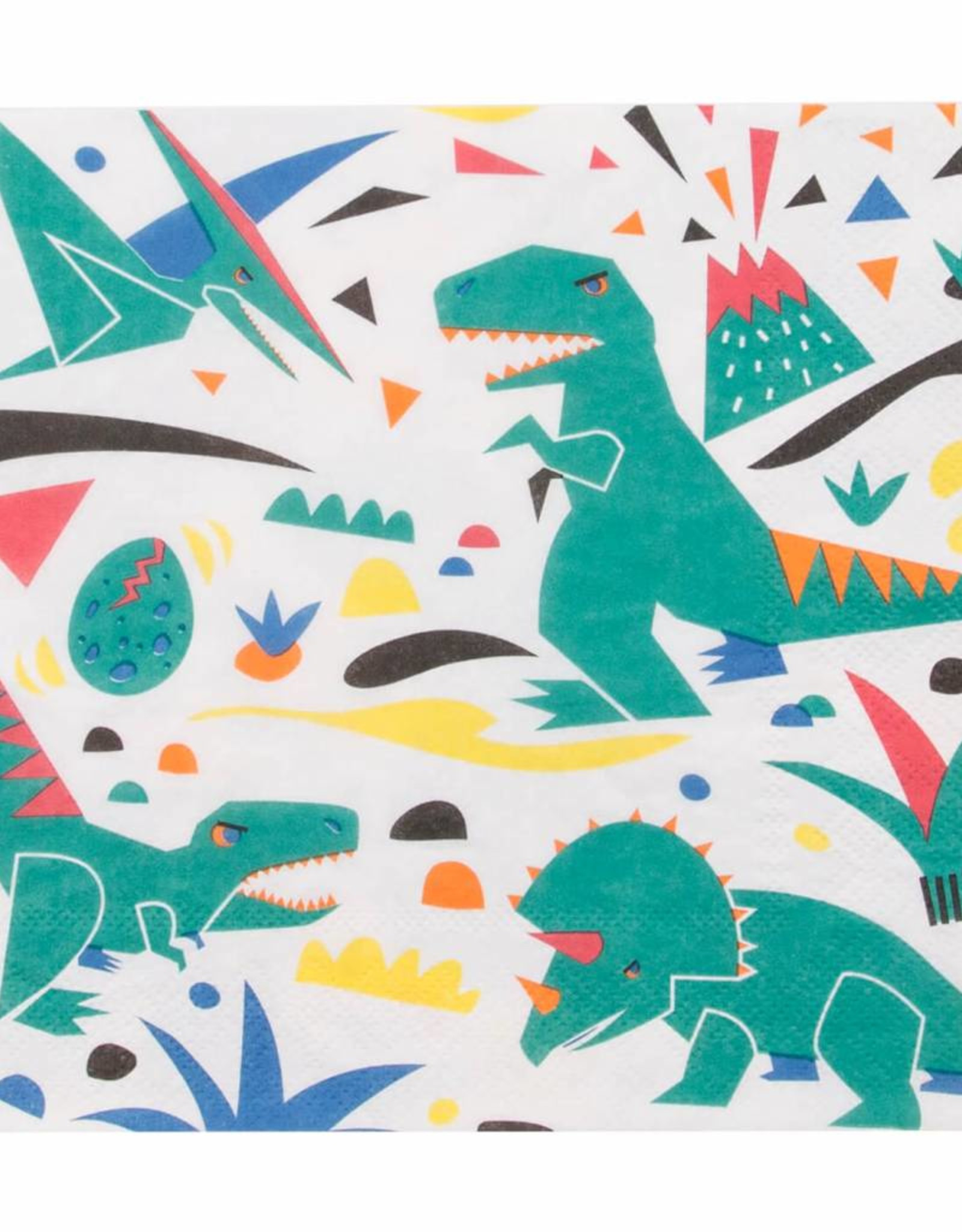 My Little Day Servetten dinosaurus | 20 stuks