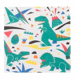 My Little Day Servetten dinosaurus 'Dinotime' | 20st