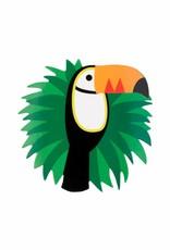 My Little Day Uitnodigingen kinderfeestje toucan | 8 stuks