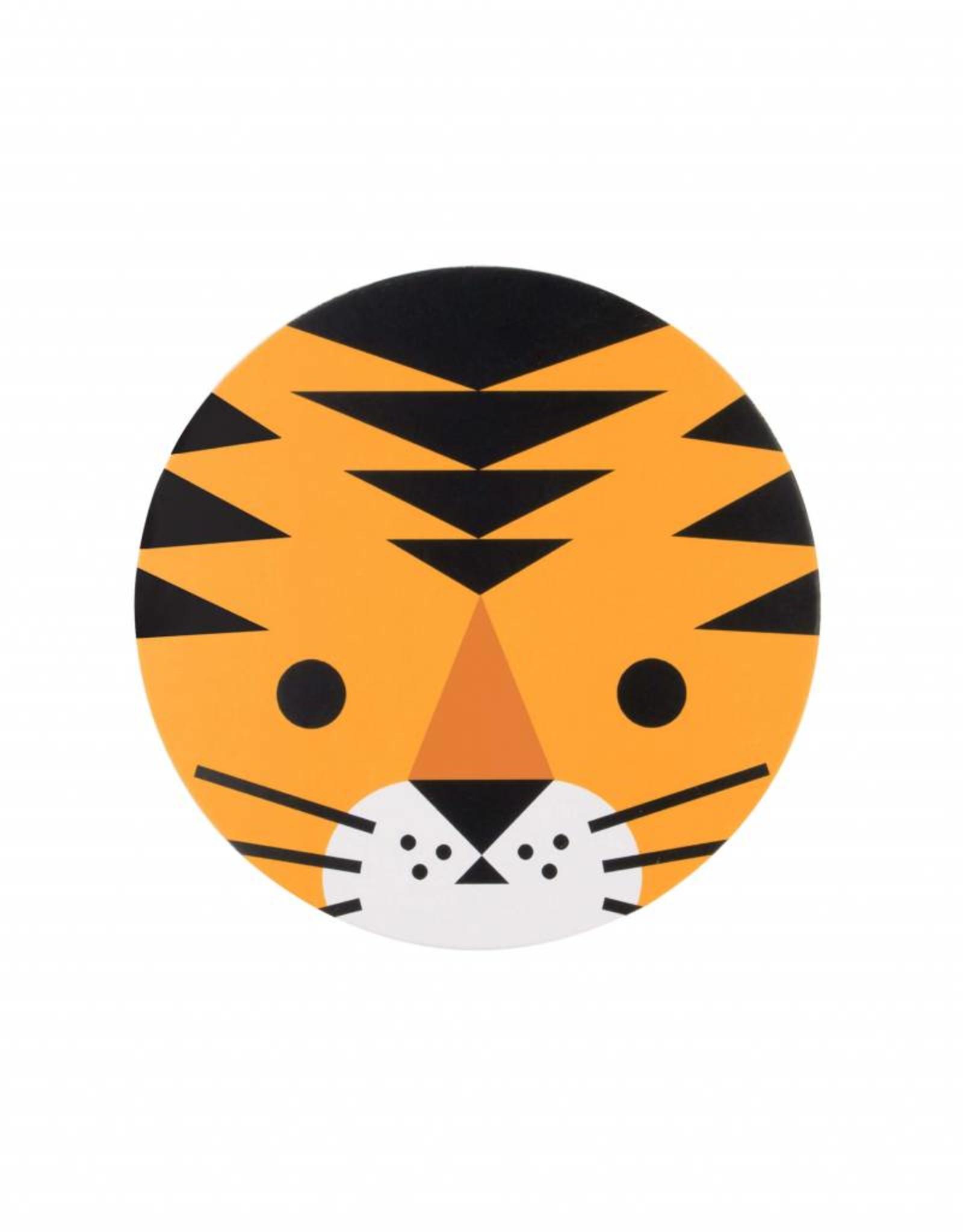 My Little Day Uitnodigingen jungle dieren | 8 stuks