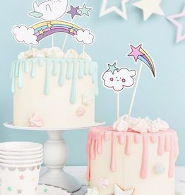 PartyDeco Prikkers pastel 'Make a Wish' | 5st