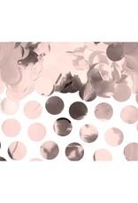 PartyDeco Confetti rosé goud