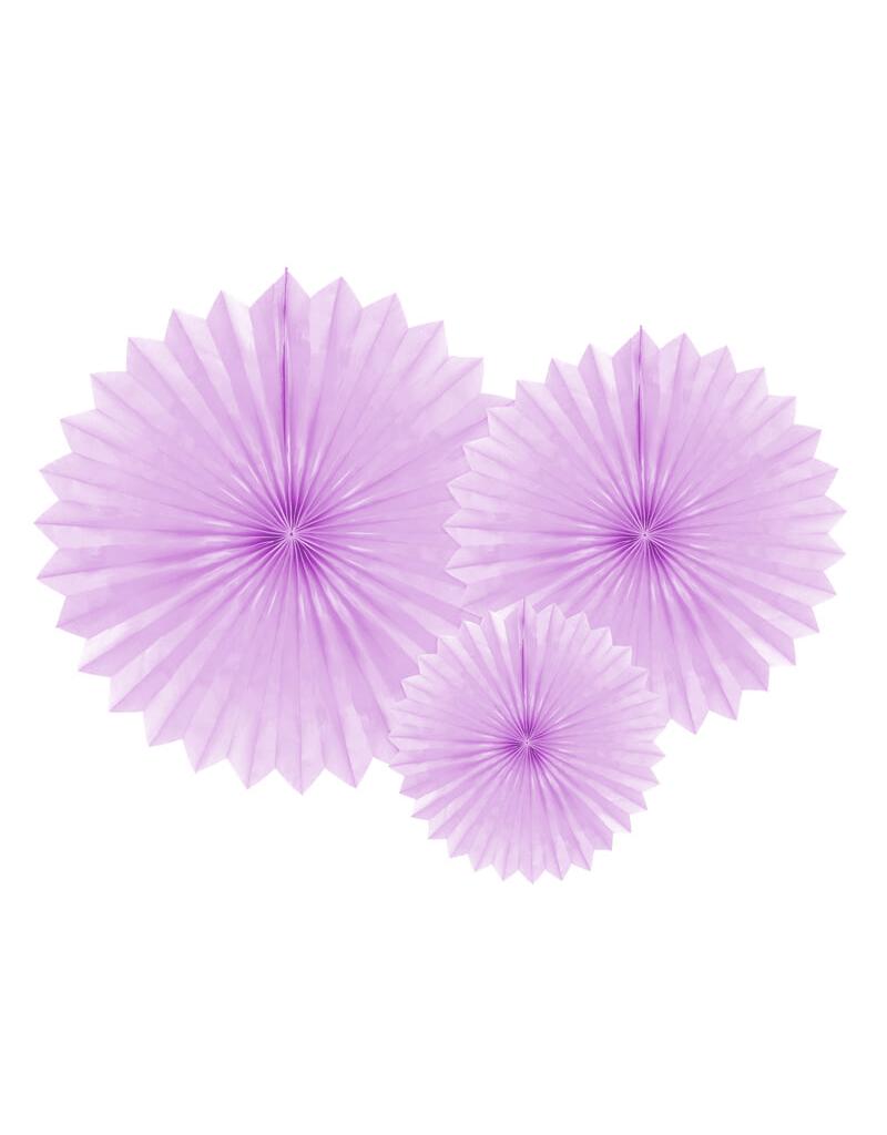 Waaiers lavendel