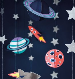 PartyDeco Hangers space party | 5st