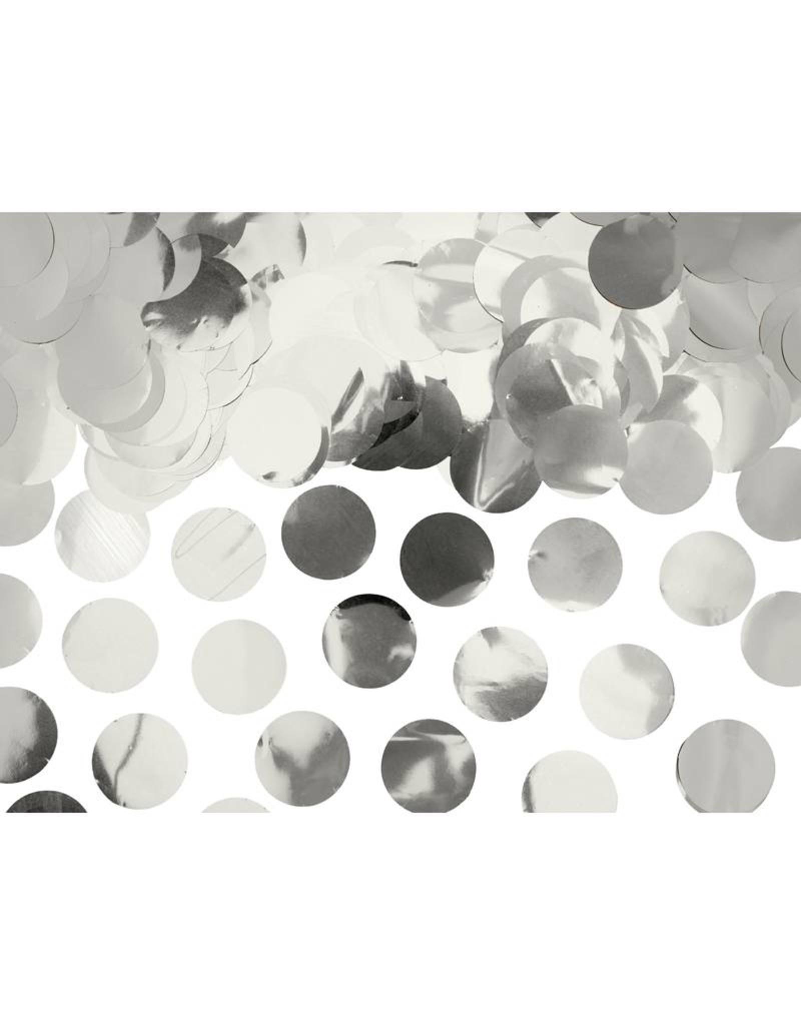 PartyDeco Confetti zilver