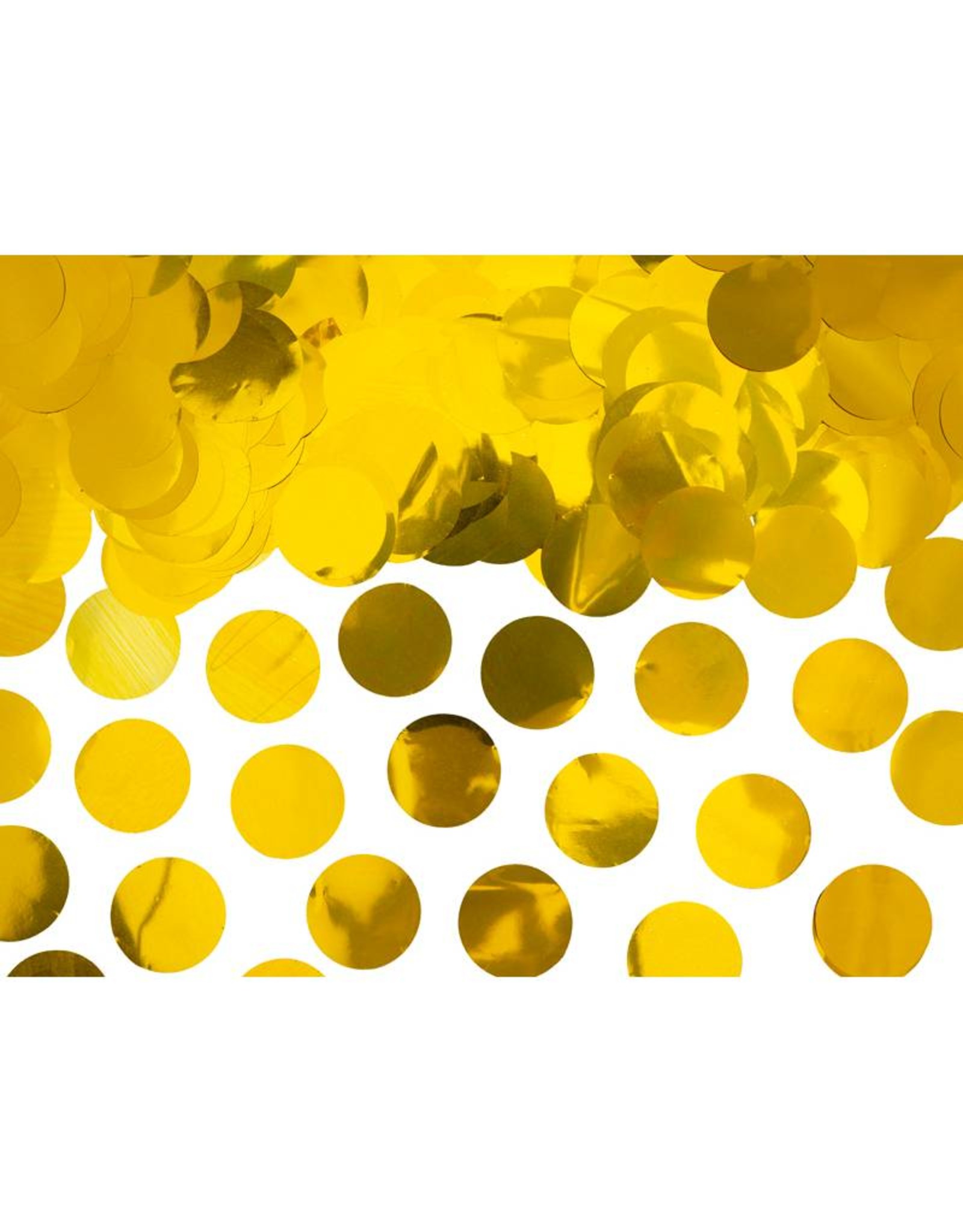 PartyDeco Confetti goud