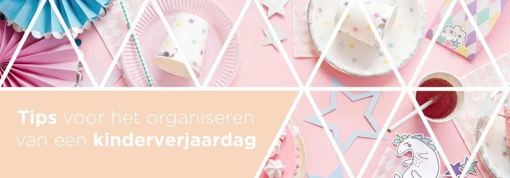 Tips voor het organiseren van een kinderverjaardag