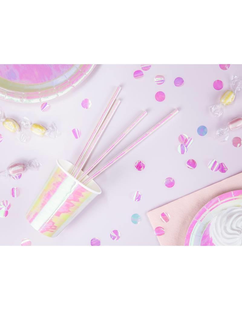 PartyDeco Confetti holografisch