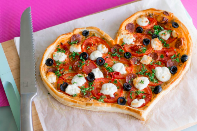 Love pizza's van Anniepannie.nl