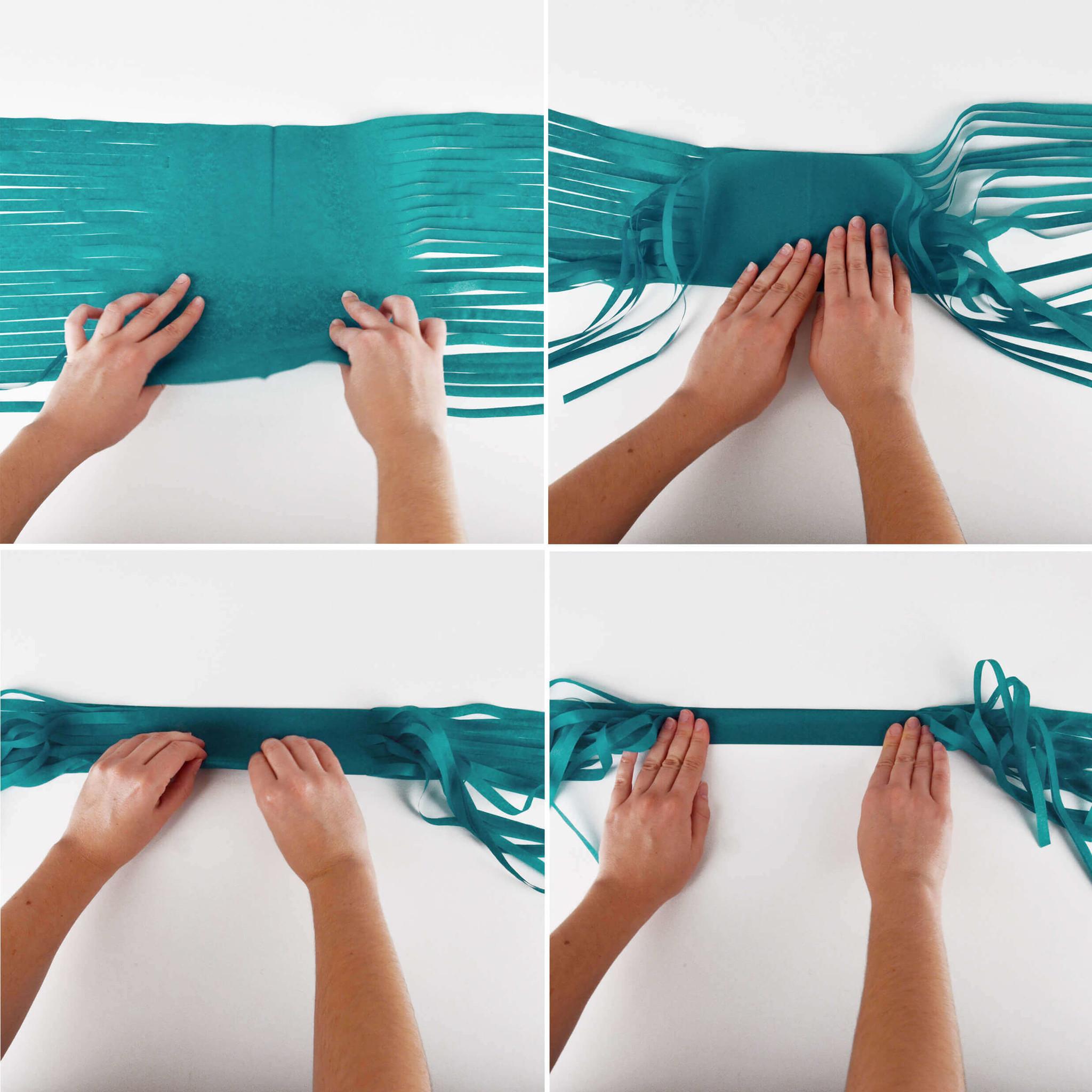 Tassel slinger maken