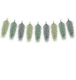 PartyDeco Slinger tropical leaves | 1,25 meter