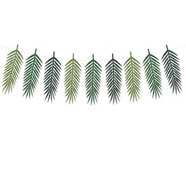 PartyDeco Slinger tropical leaves DIY | 1,25 meter