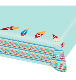 Amscan Tafelkleed indianen | 1,15 x 1,75 m