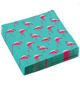 Amscan Servetten flamingo | 20st