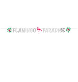 Amscan Slinger Flamingo paradise | 1,35 meter