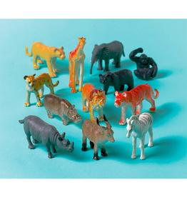 Amscan Kleine jungledieren | 12st