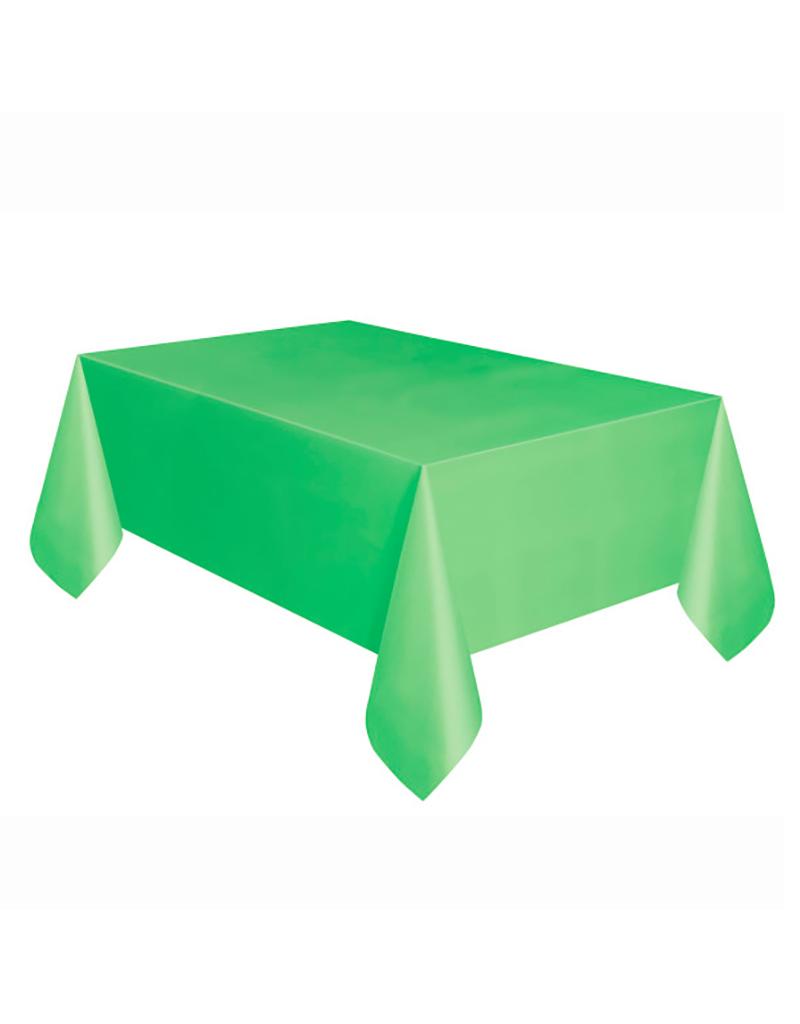 HAZA Plastic tafelkleed groen | 137 x 274 cm