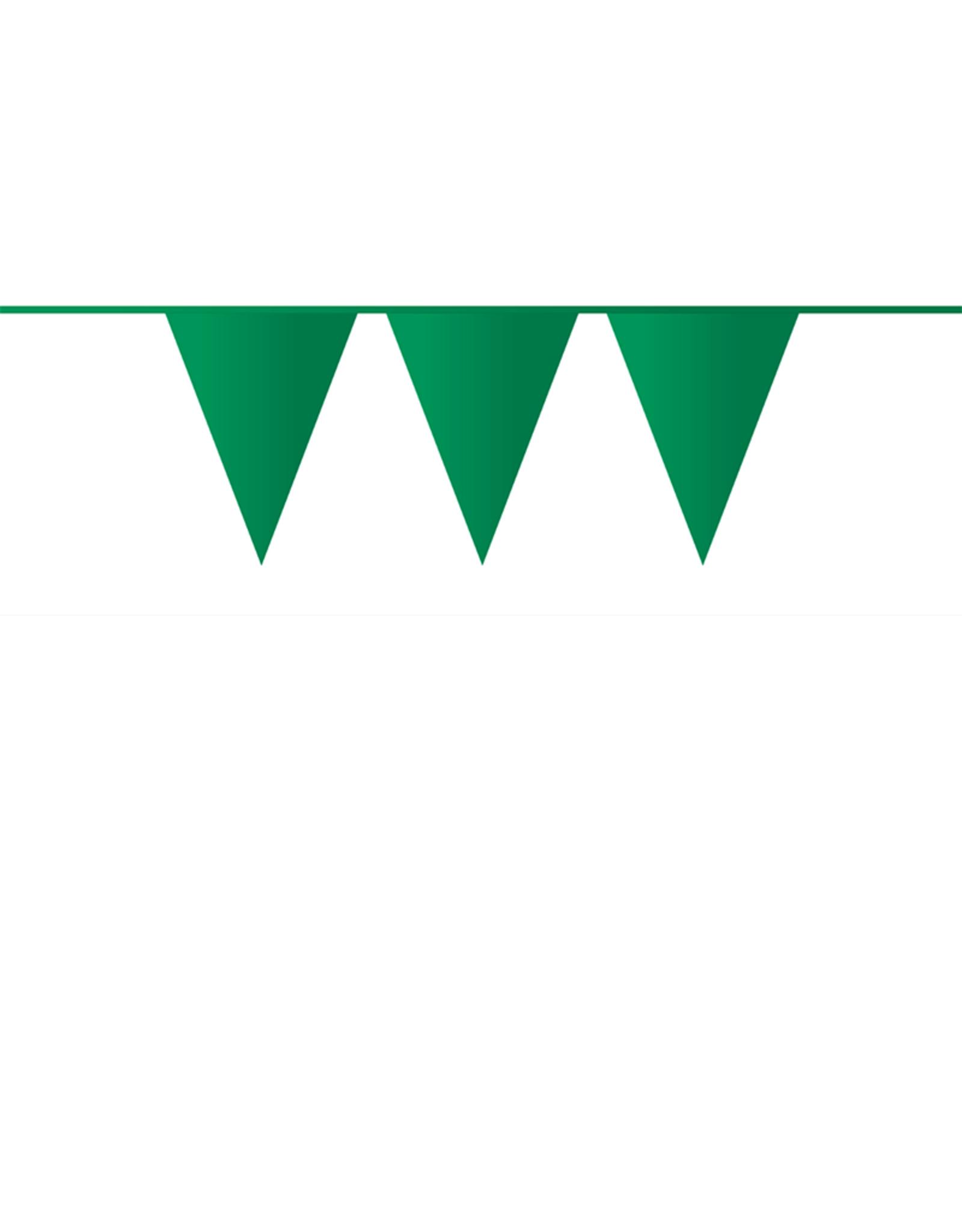 HAZA Vlaggenlijn groen | 10 meter