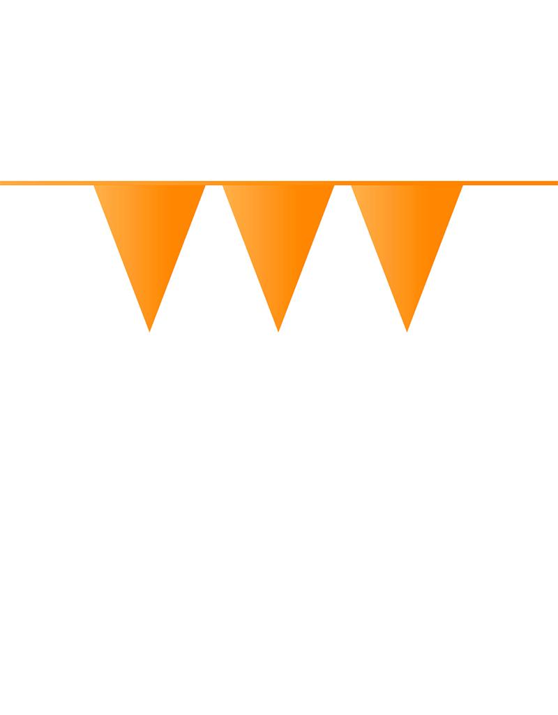 HAZA Vlaggenlijn oranje | 10 meter