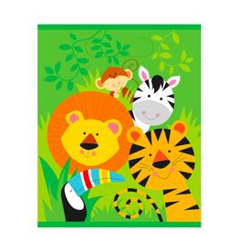 HAZA Uitdeelzakjes safari dieren | 8st