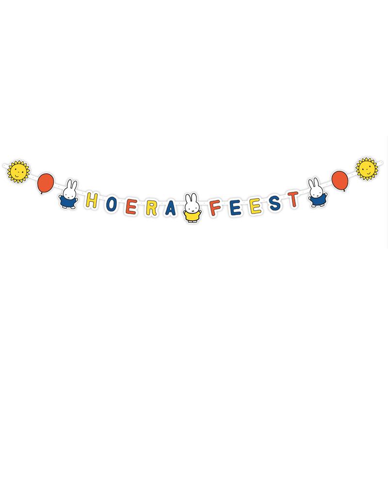 HAZA Letterslinger Nijntje 'Hoera Feest'