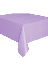 HAZA Plastic tafelkleed lavendel | 137 x 274 cm
