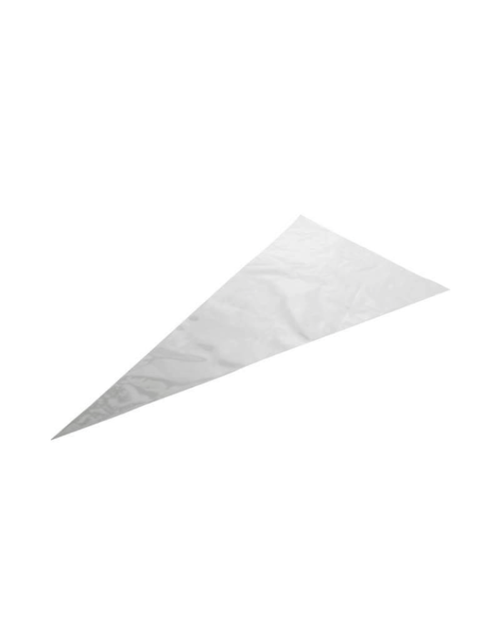 Puntzakjes transparant | 10 stuks