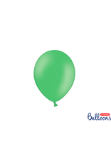 PartyDeco Mini ballonnen groen (12 cm) | 10st