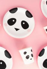 My Little Day Papieren bekertjes panda | 8 stuks