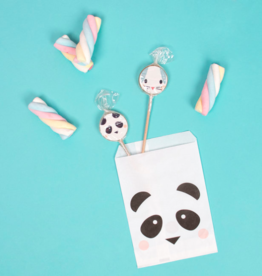 My Little Day Zakjes panda print | 10st