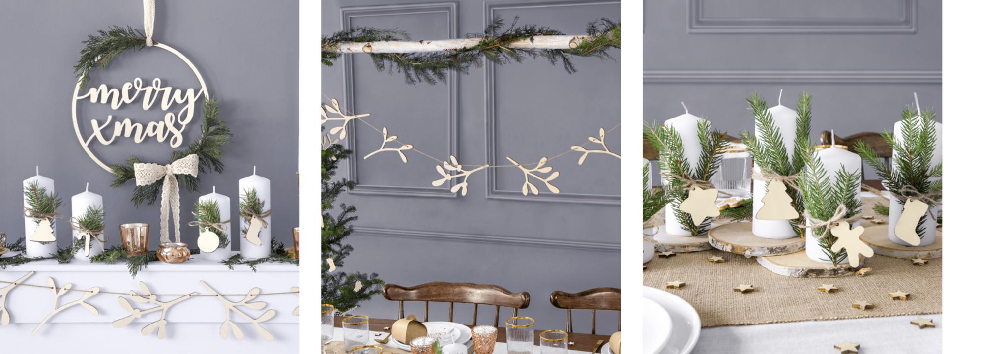 Kerstdecoratie trends 2019
