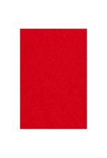 Amscan Plastic tafelkleed rood | 137 x 274 cm