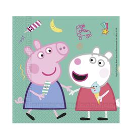 Servetten Peppa Pig | 20st