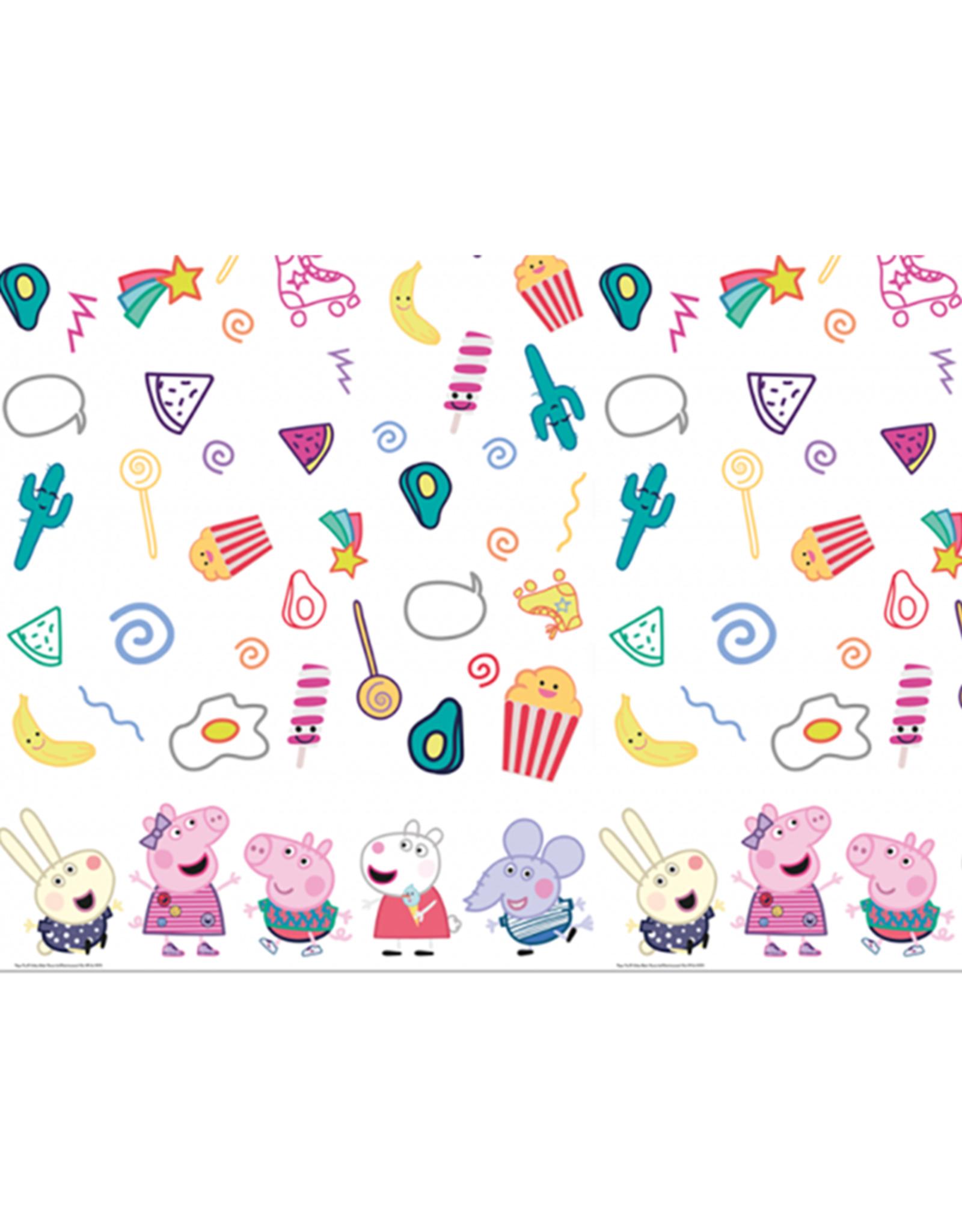 Plastic tafelkleed Peppa Pig | 120 x 180 cm