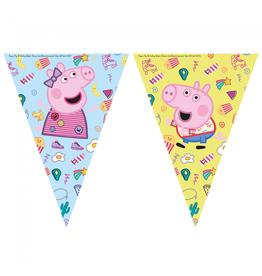 Vlaggenlijn Peppa Pig | 2,3 meter