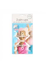 Pin up slingerklemmen | 2 stuks