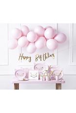 PartyDeco Partybox poezen feestje | 6 personen