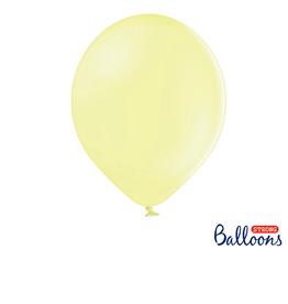 Strong Balloons Ballonnen pastel geel (30 cm) | 10st