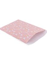 Zakjes giraf roze | 10 stuks