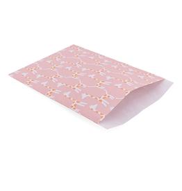 Zakjes giraf roze | 10st