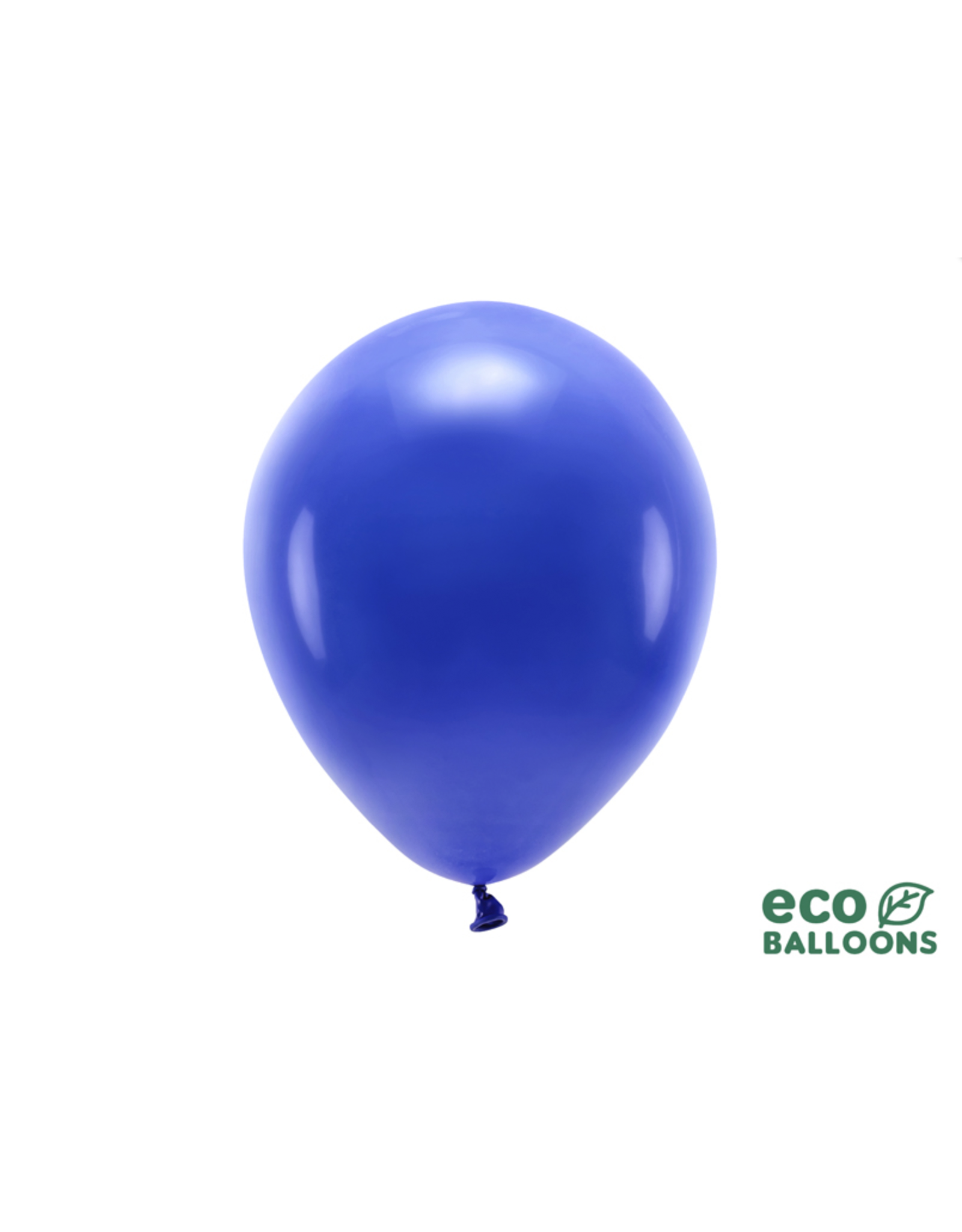 PartyDeco Ballonnen navy blue (30 cm) | 10 stuks