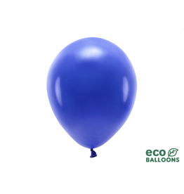 PartyDeco Ballonnen navy blue (30 cm) | 10 st