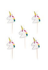 My Little Day Unicorn kaarsjes | 5 stuks