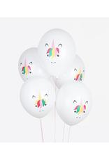 My Little Day Ballonnen unicorn print | 5 stuks