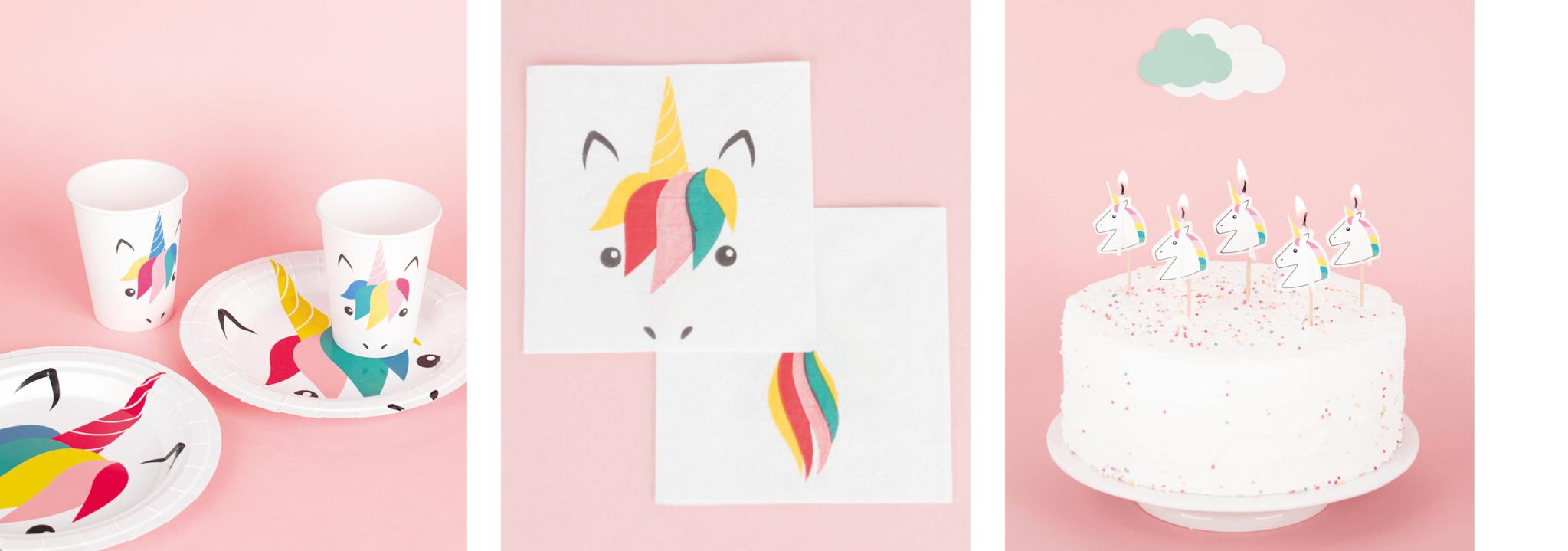 Unicorn versiering