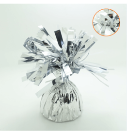 Ballongewichtje zilver | 170 gram
