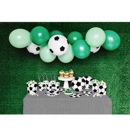 PartyDeco Voetbal feestpakket | 6 personen